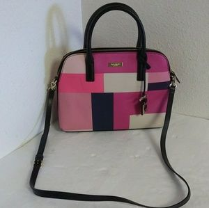 Kate Spade NY Saffiano Leather Bag.
